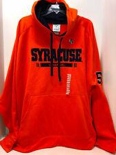 NEW! SYRACUSE University Orange Hoodie Jacket, Men's XXL~Champion