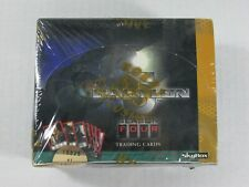 Babylon 5 Season 4 Four Trading Cards Hobby Box Factory Sealed