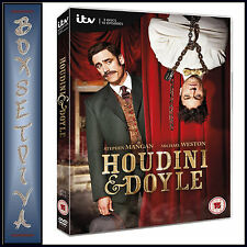 HOUDINI AND DOYLE - COMPLETE SERIES 1 *BRAND NEW DVD***