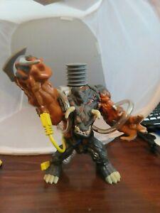 Tremor II - Todd MacFarlane's Spawn Ultra Action Figures - Series 5 1996