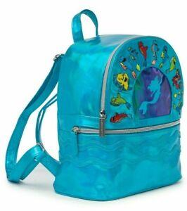 NWT Disney X Danielle Nicole Little Mermaid Under The Sea Mini Backpack