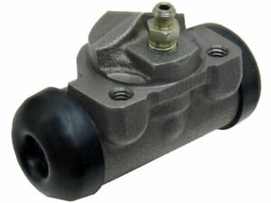 For 1999-2002 Dodge Ram 2500 Van Wheel Cylinder Rear Left AC Delco 65573FR 2000