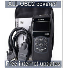 For Mercedes Benz Car Diagnostic PRO Scanner Code Reader Fault Tool OBD OBD2