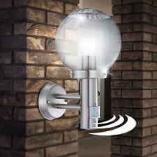 Globo 3180s All'aperto Lampada da parete esterno con Sensore di movimento GS