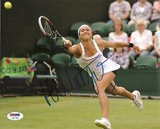 Heather Watson Tennis Signed Auto 8x10 PHOTO PSA/DNA COA