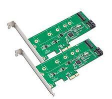 Internal SATA III Disk Controllers and RAID Cards