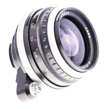 Carl Zeiss Jena Flektogon 35 mm f 2,8 q1 con conexión exa sn:6588804
