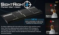 Winmau SightRight 2 Perfect Dart Vision Sighting Aid Perfecting Oche Position