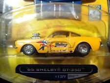 1965 SHELBY GT-350 MALLORY IGNITION JADA BIGTIME MUSCLE WAVE 12 1/64 NEW # 137