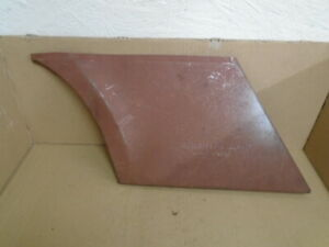 Triumph TR7 TR8 ** RH REAR WING Front LOWER REPAIR PANEL **Shop soiled 1/2 price