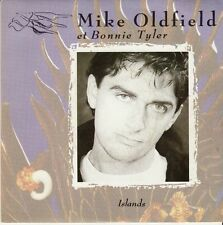 45 T SP MIKE OLDFIELD & BONNIE TYLER *ISLANDS*