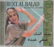 BENT el BALAD Fifi Abdo Gizira Band Instrumental Raqs Arabic Music BellyDance CD