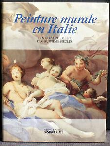 Peinture murale en Italie 17e et 18e NM
