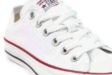 Converse Ox Low Top All Star Chucks Optical White Mens Womens Shoes All Sizes