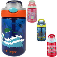 Contigo 14 oz. Kid's Autospout Gizmo Flip Water Bottle