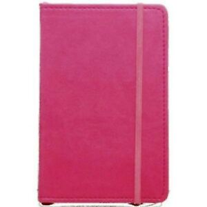 Italian Leatherette Journal C R Gibson Markings Pink Diary Book SKETCH Pages