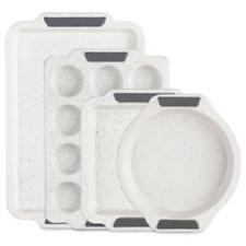Viking 4-Piece Ceramic Nonstick Bakeware Set