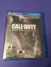 Call of Duty Black Ops Declassified  (PS VITA) NEW