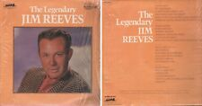 Legendary JIM REEVES [In Shrink] 1986 [Heartland Music Collection] 2 Disc LP Set