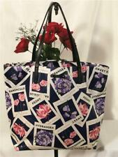 KATE SPADE Floral Daycation Turn Over A New Leaf Seed Packet Bon Shopper Tote