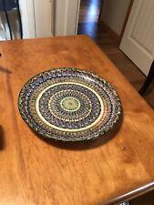 Vintage Polish/Scandinavian Platter Dish Plate 12�