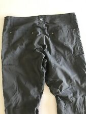 Kuhl Born In The Mountains Mens 36x30 Hiking Pants Green Flaw*