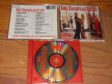 HUGO STRASSER - DIE TANZPLATTE '88 / WEST-GERMANY-CD 1987 MINT- (SONOPRESS-CD)