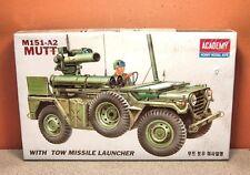1/35 ACADEMY M151-A2 MUTT MODEL KIT # 1325