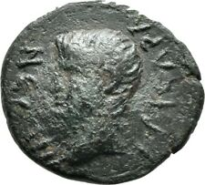 Koc Roma Coins. LYDIA. Magnesia ad Sipylum Nero (54-68)Ae. 18mm. 2,77g.