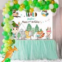 108pcs Green Balloon Garland Chain Arch Kit Baby Shower Birthday Party Supplies