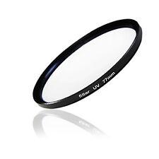 UV Filter für alle Objektive und Kameras mit Ø 77mm