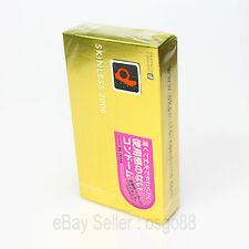 12p Okamoto SKINLESS 2000 Condom Super Ultra THIN Condoms Japan