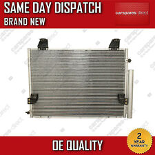 TOYOTA HILUX 2.5 3.0 D-4D A/C CONDENSER AIR CON RADIATOR 2004 TO 2015