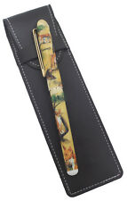 More details for basenji breed of dog themed pen with pen case perfect gift