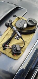 TCI Liberator III Secure Dual-Comm Tactical Headset w/ DC1401