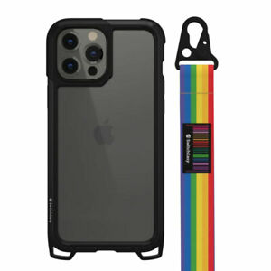 SwitchEasy Odyssey 3-in-1 Lanyard Shockproof Case for iPhone 13 Series