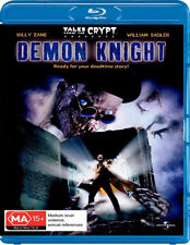 Tales from the Crypt: Demon Knight NEW Cult Blu-Ray Disc Ernest R. Dickerson