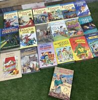 Huge Collection ENID BLYTON Childrens Titles - 40 Books Various Age & Condition