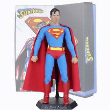 """Crazy Toys Superman 12"""" Figura 1/6 Escala Estatua Clásico Superman Modelo"""
