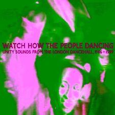 HONEST JONS/WATCH HOW THE PEOPLE DANCING  CD NEU