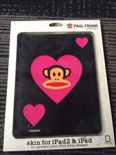 DEAL - SILICONE CASE/PROTECTOR Skin SUIT Paul Frank iPad 2 & iPad I APPLE
