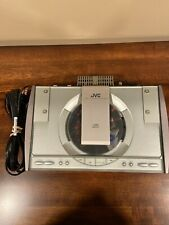 JVC Compact Component System FS-SD9 Receiver CD Radio Tested!