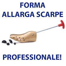 FORMA ALLARGA SCARPE PROFESSIONALE CON SUPPORTI PER CALLI E DURONI - SCONTO!