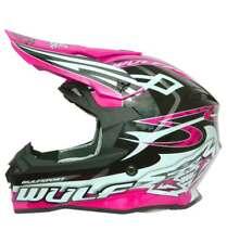 Wulf Sceptre Motorcross Helmet ideal for Autograss Racing TPR ECE R 2205