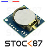5107# Module DS1307 Horloge  Arduino Real Time Clock Tiny RTC I2C