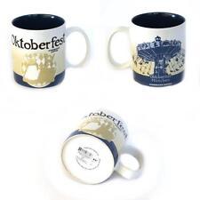 Starbucks City Mug Oktoberfest 2015 NEW * FREE SHIPPING WORLDWIDE * Germany 16oz