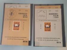Z 324  - Internationale tentoonstelling van Knokke E 92 / 93