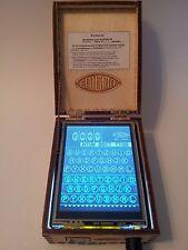Assembled Arduino Enigma Machine Simulator:I,M3,M4,Uhr and Printer