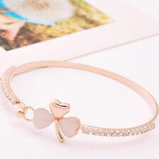 Pulsera Mujer Clover Pulseras Forma De Corazón Opal Joyería Regalo Bracelet