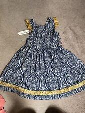 New Girls Matilda Jane Camp MJC To the Birds Dress Size 8 NWT